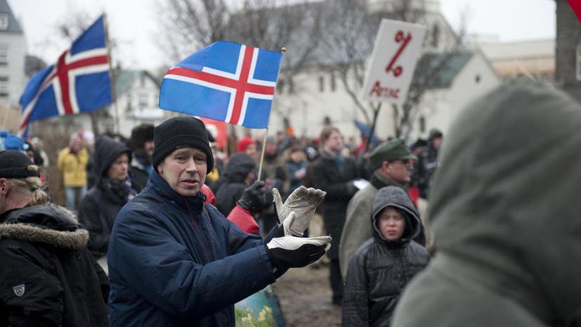 Исландия без референдума приняла решение не вступать в ЕС