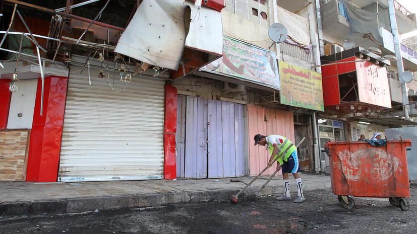 Террористы-смертники убили более 50 человек в Ираке