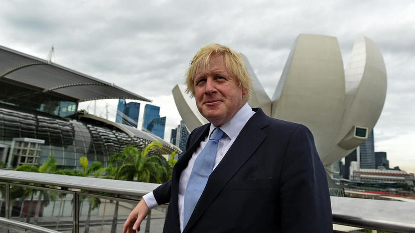 Мэр Лондона: Все жители Великобритании должны уметь говорить по-английски