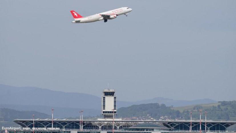 В датском аэропорту запретили целоваться дольше трёх минут