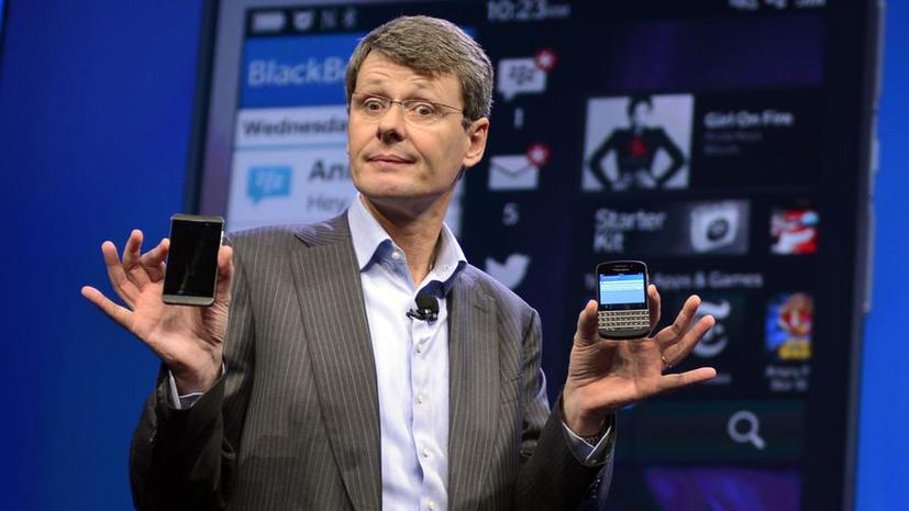 BlackBerry продаст 100% своих акций за $4,7 млрд