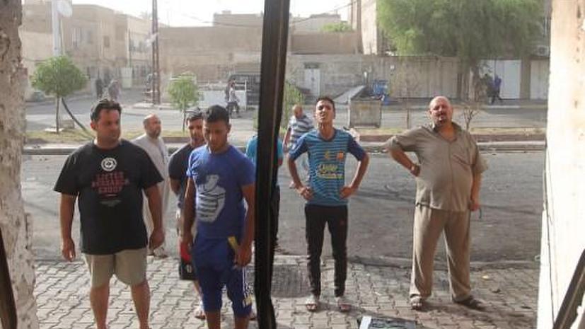 Боевики освободили около 500 узников иракских тюрем