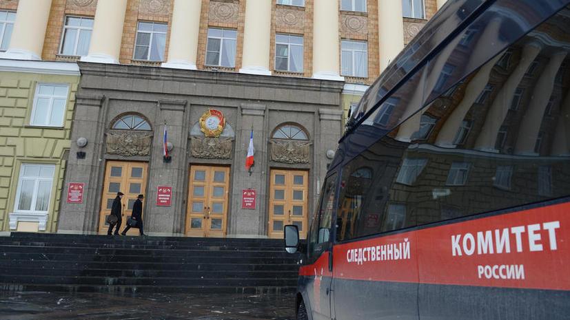 Следственный комитет завёл дела по угрозам российским губернаторам в связи с событиями на Украине