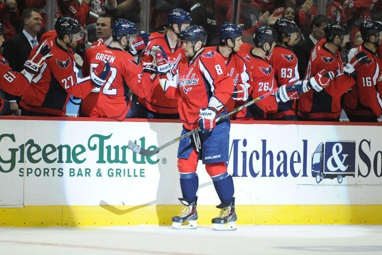 Александр Овечкин вышел на первое место в списке лучших снайперов NHL