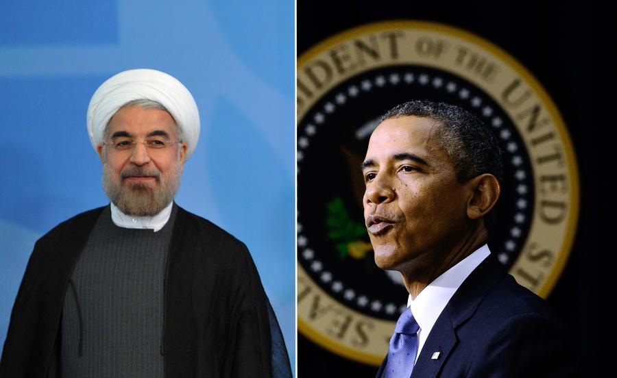 Иранские власти подтвердили обмен письмами между Хасаном Роухани и Бараком Обамой