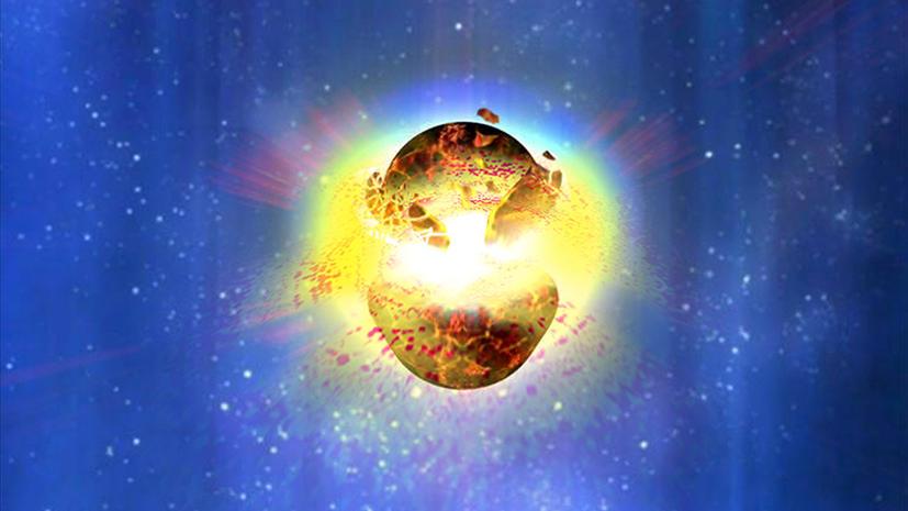 Земля чуть не погибла от радиации 1200 лет назад