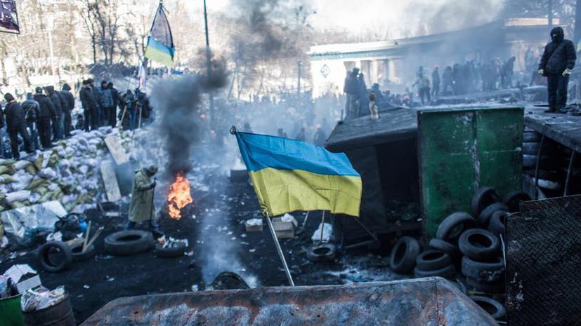 Минприроды Украины: «Евромайдан» грозит Киеву экологической катастрофой