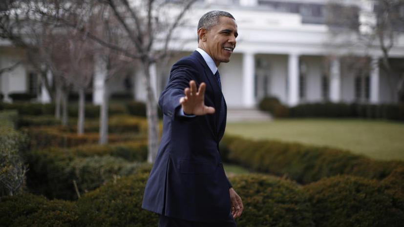Обама: США не грозит долговой кризис