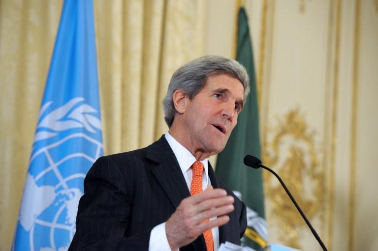 Госдеп США: Джон Керри не приглашал Иран на «Женеву-2»