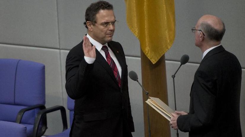 Министр сельского хозяйства Германии ушёл в отставку из-за скандала с детской порнографией