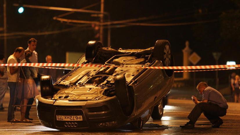 В Госдуме предложили пожизненно лишать прав пьяных виновников ДТП со смертельным исходом