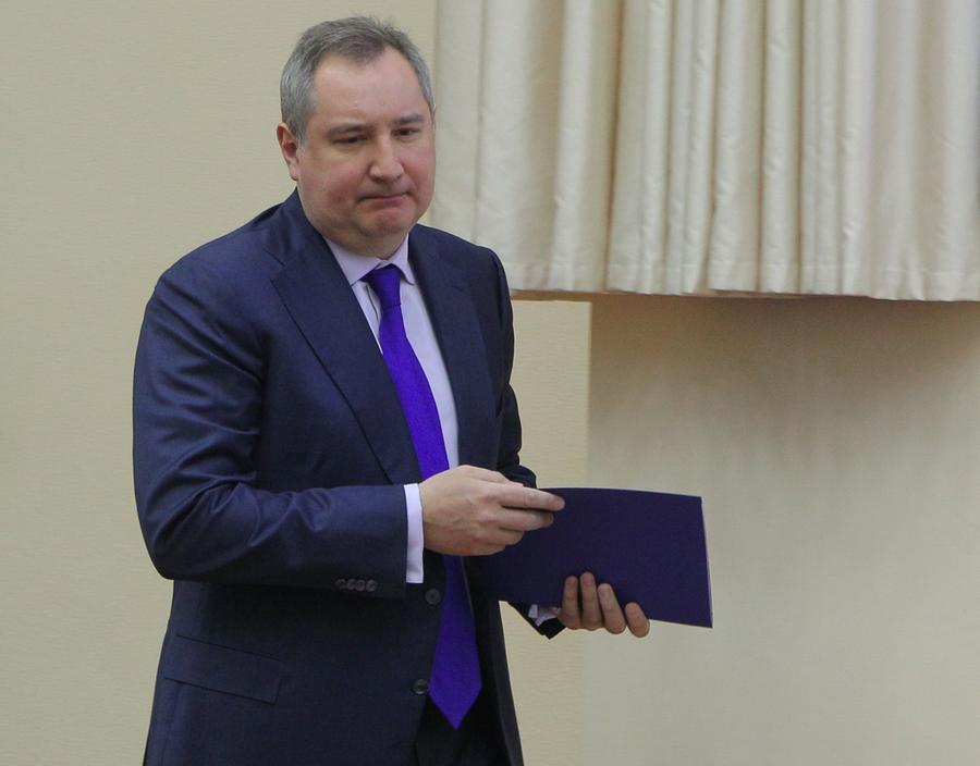 Дмитрий Рогозин: Санкциями против российской космической программы США подставляют своих космонавтов на МКС