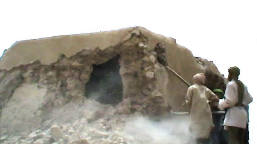 Исламисты разрушают последние мусульманские святыни Тимбукту