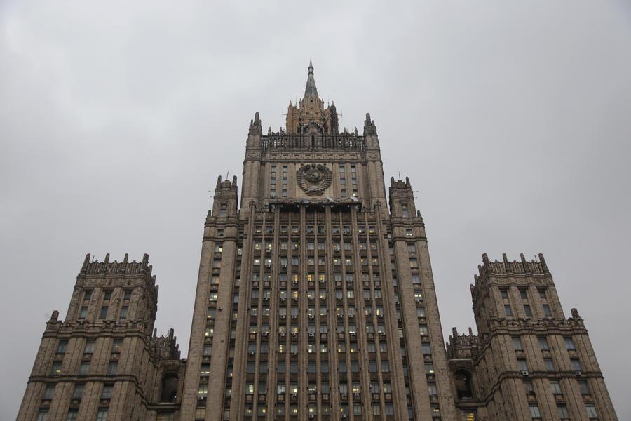 МИД РФ: Доклад управления по правам человека ООН по Украине носит однобокий, политизированный  характер
