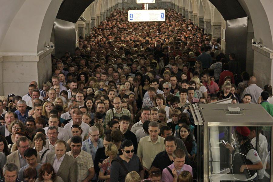 Постоянные пассажиры московского метро получат авиабилеты и бытовую технику