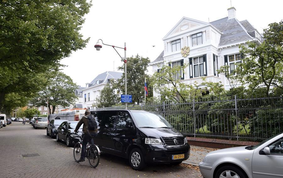 В Гааге ограблен дом российских дипломатов