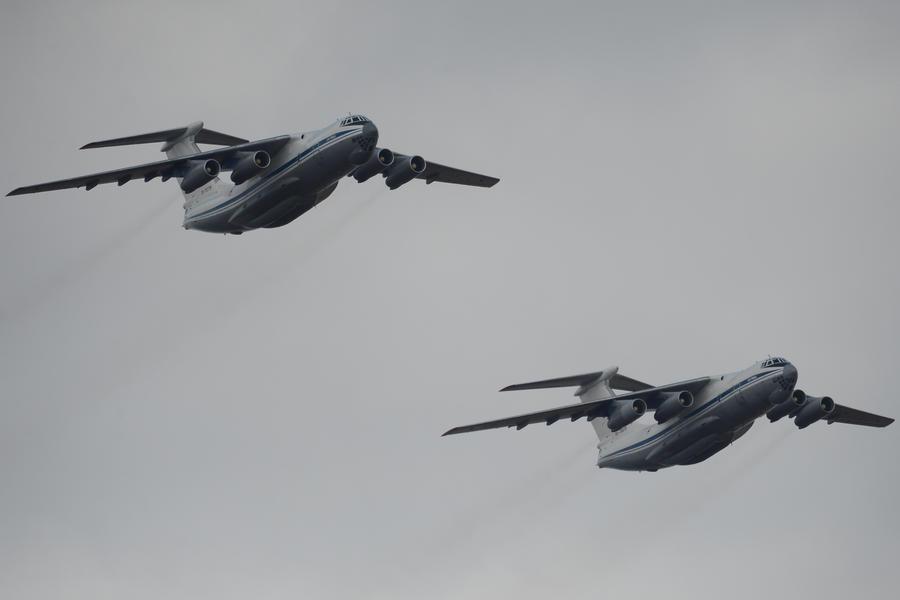 Греция и Иран откроют небо для российских самолётов с гумпомощью для Сирии