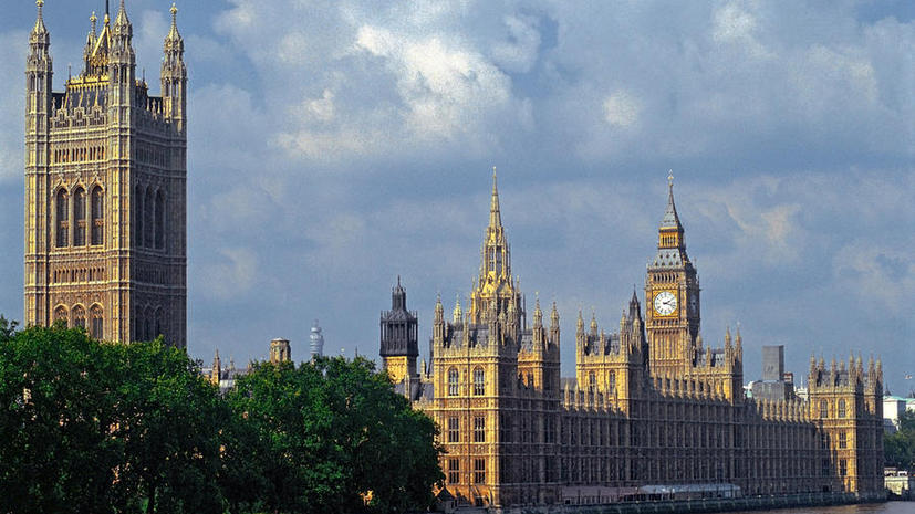 Историческое здание парламента Великобритании находится в аварийном состоянии