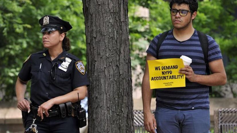 Полиции Нью-Йорка официально разрешили шпионить за мусульманами