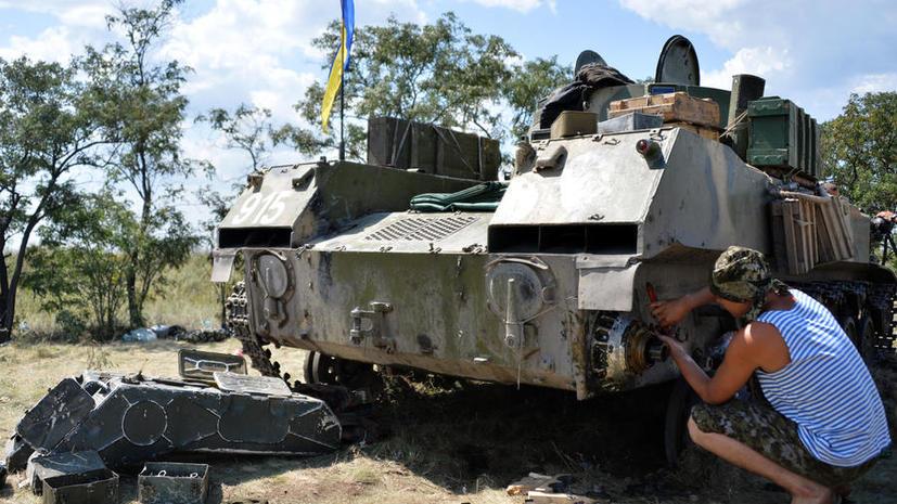 ООН не нашла доказательств поставок российского вооружения на восток Украины