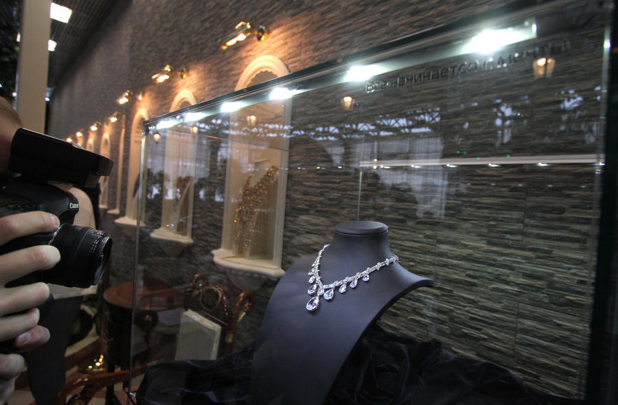 На Каннском кинофестивале украли колье за €2 млн