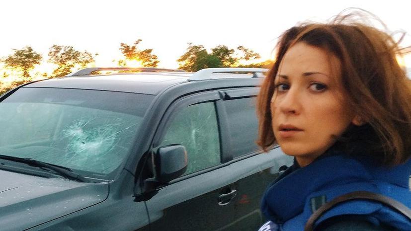 Корреспондент RT Ирина Галушко: В Донецке светофор стал мерилом жизни