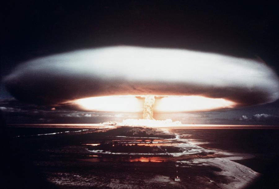 Исследование: До ядерного Апокалипсиса осталось «пять минут»