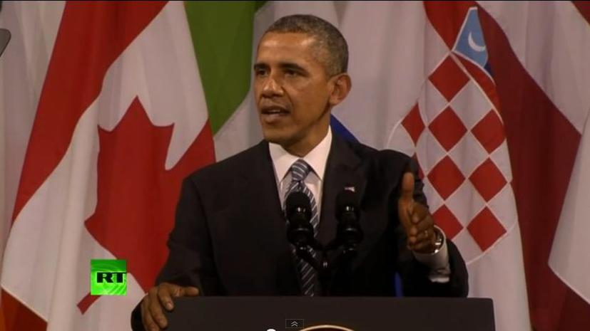 МИД РФ удивлён тем, что Барак Обама сослался на непроводившийся референдум о независимости Косово