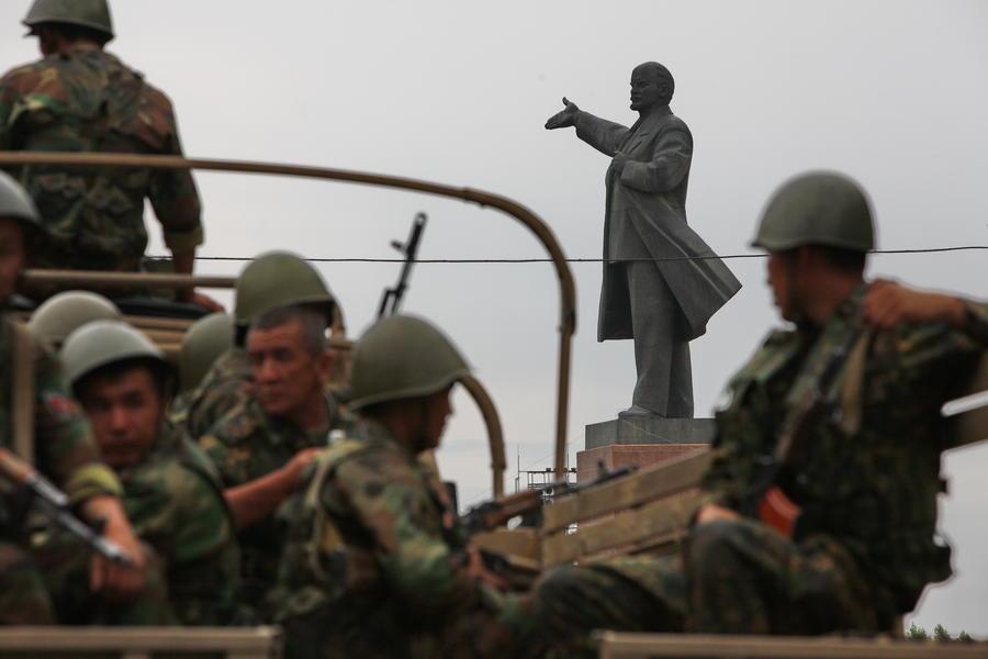 Военная база на территории Киргизии обойдется России в $4,5 млн ежегодно