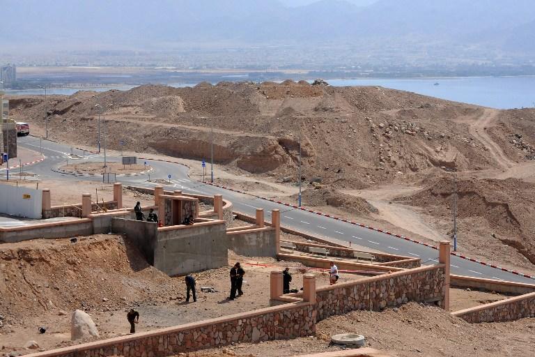Израильские военные перехватили ракету, выпущенную по курортному городу Эйлат