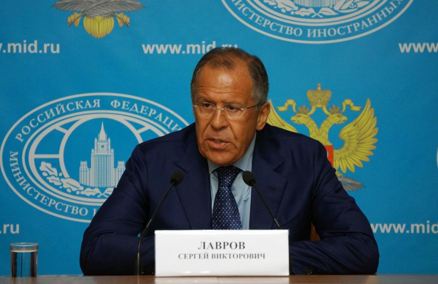 Сергей Лавров: Вашингтон обостряет кризис на Украине, пытаясь ослабить Россию