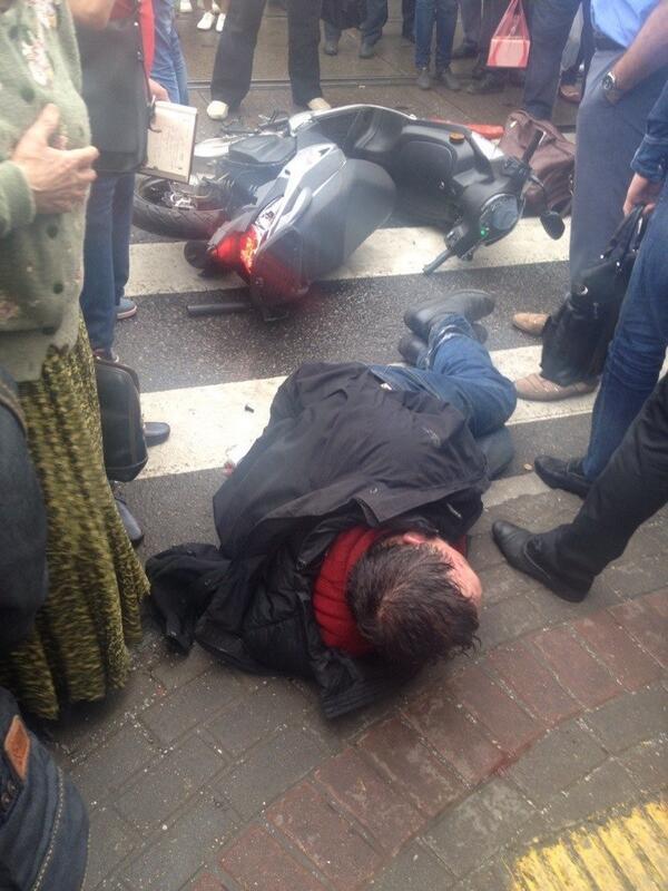 Полицейский в Москве стал случайным свидетелем попытки убийства и задержал киллера