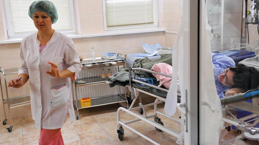 В Москве вдвое сократится количество больниц