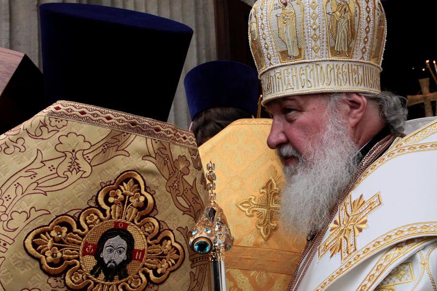 Патриарх Кирилл: Однополые браки - путь самоуничтожения народа