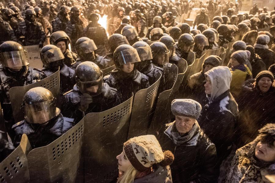 В Киеве задержан российский журналист
