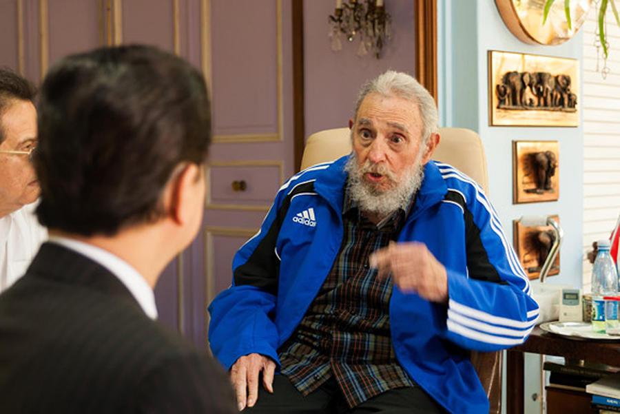 Фидель Кастро: Представители НАТО ведут себя, как нацисты СС