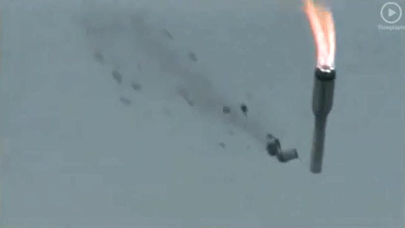 После падения «Протона» из-за образовавшегося ядовитого облака эвакуирован персонал Байконура