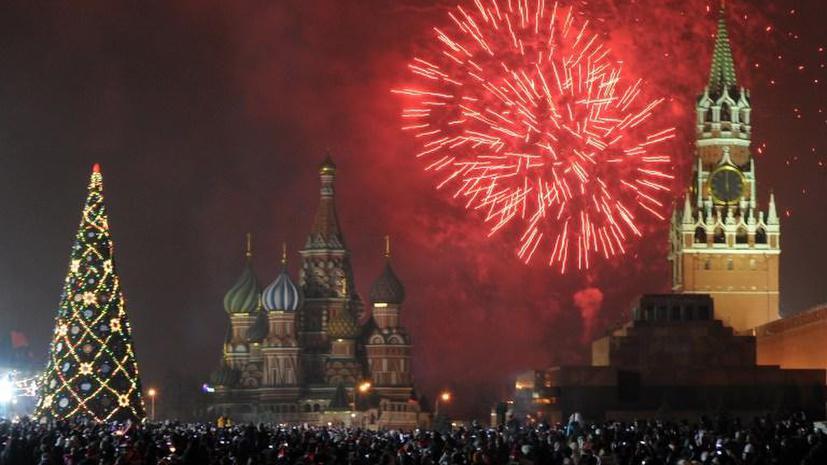 В 2014 году россиян ждут 8-дневные новогодние каникулы