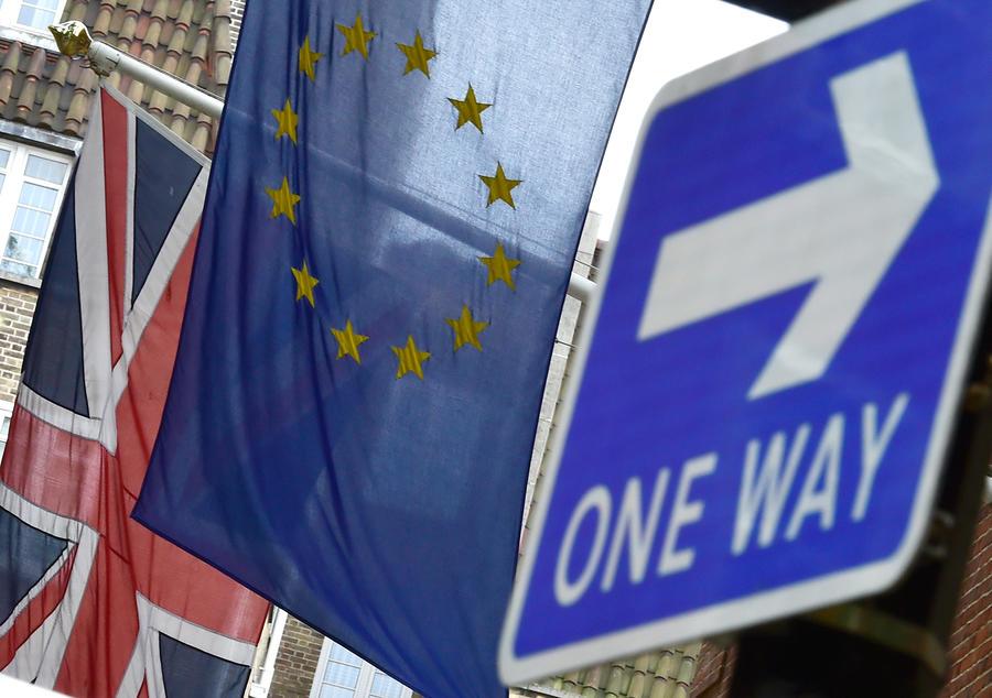 Большинство опрошенных британцев поддержали выход страны из Евросоюза