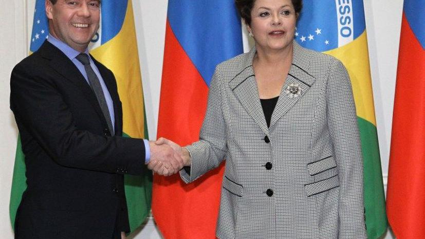 Минобороны Бразилии рекомендует закупать российские системы ПВО
