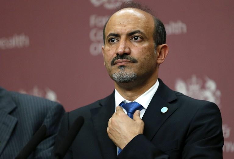 Лидер сирийской оппозиционной коалиции не примет участие в «Женеве-2», пока Асад не назовет сроки своей отставки