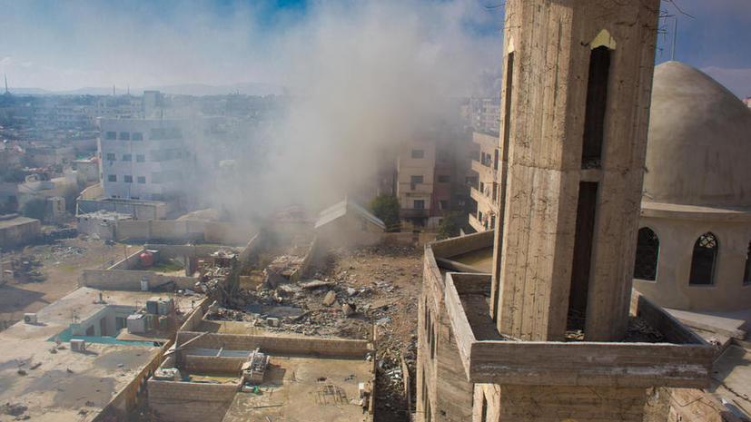 МИД РФ: Резолюция Совета ООН по правам человека игнорирует преступления боевиков в Сирии