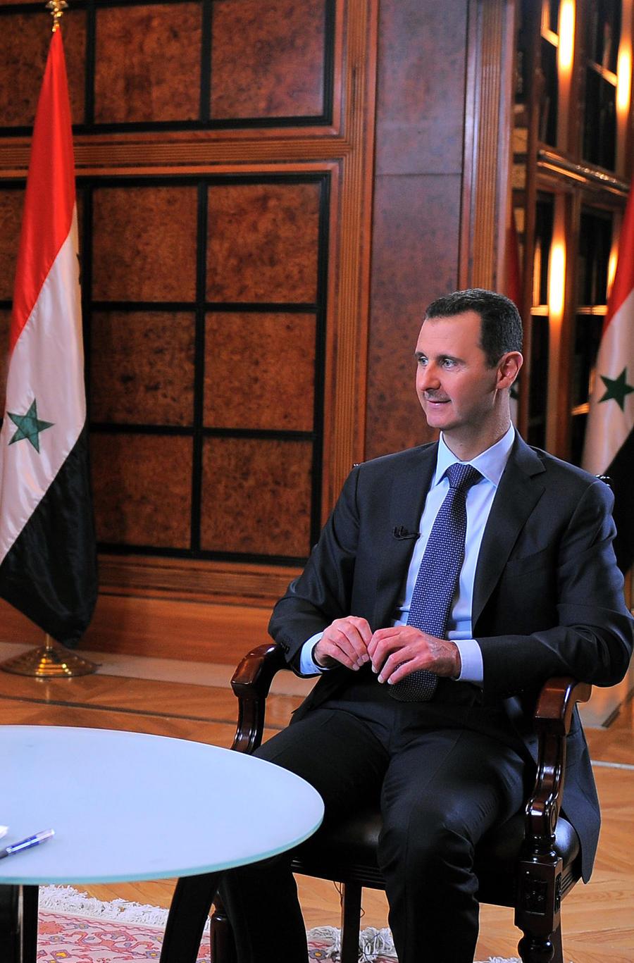 Башар Асад: Запад заплатит высокую цену