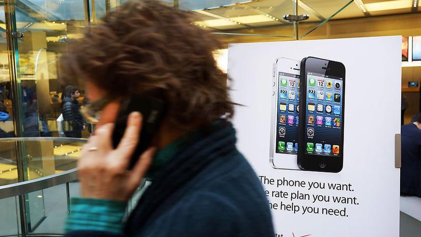 Apple лишат прав на Iphone в Бразилии