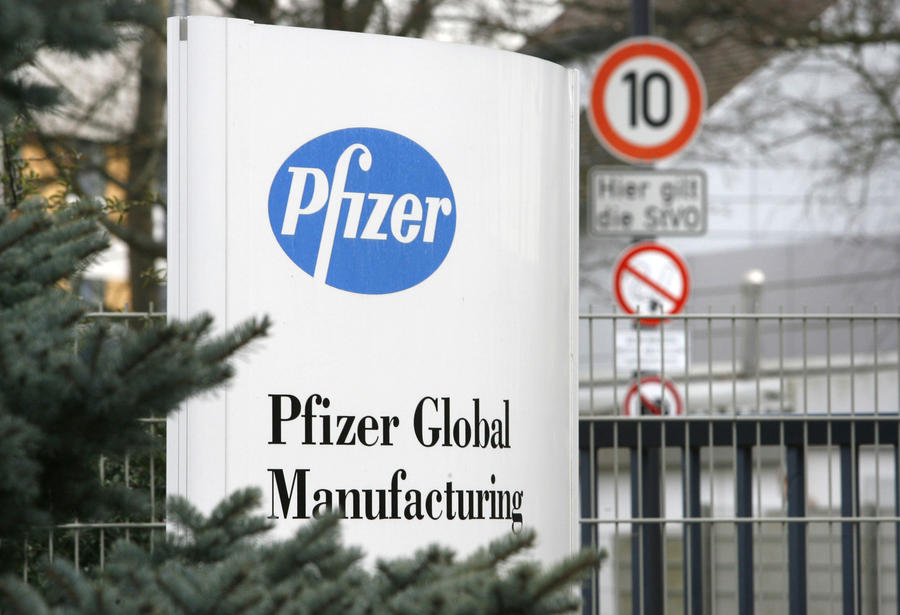 Одного из руководителей Pfizer обвиняют в производстве детского порно