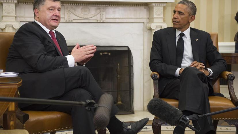 СМИ: Вашингтон намеревается поставлять Киеву противотанковые ракетные комплексы