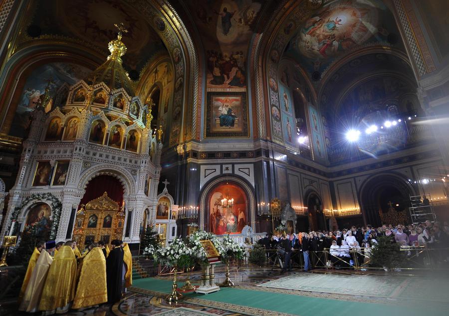 В Москву для поклонения привезут Дары волхвов