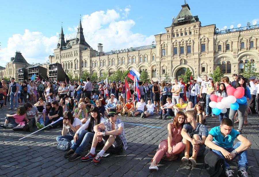 Исследование: Россияне стали меньше интересоваться протестным движением
