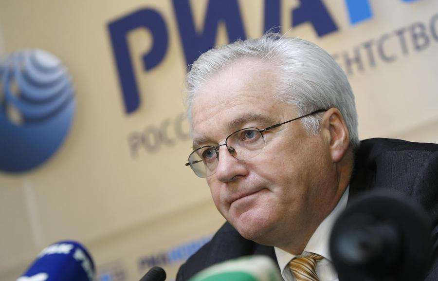 Виталий Чуркин: Россия надеется на принятие резолюции ООН по Сирии