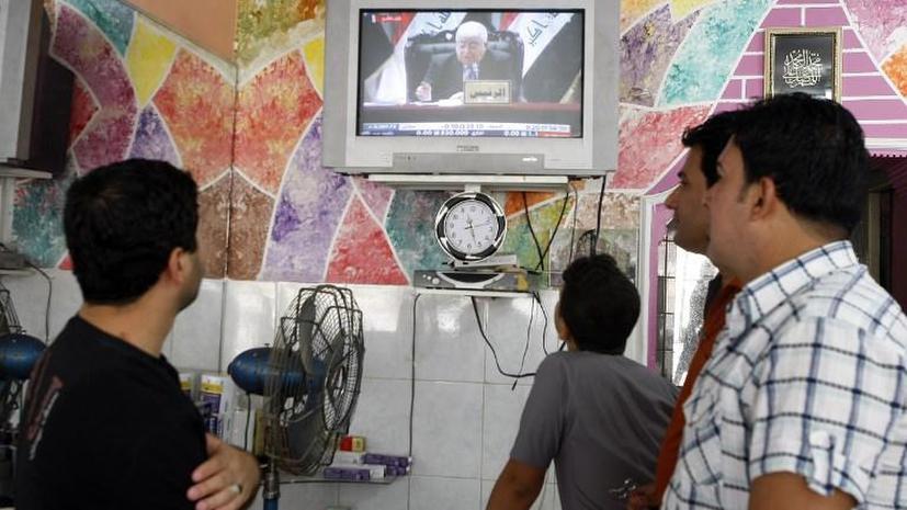 Ирак приостановил вещание Al Jazeera и других каналов за разжигание межнациональных конфликтов